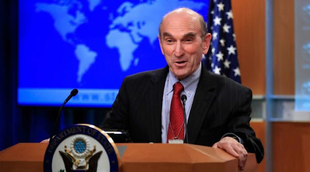 Abrams afirma que ni EEUU, Europa ni Latinoamérica están preparadas para reacción militar en Venezuela