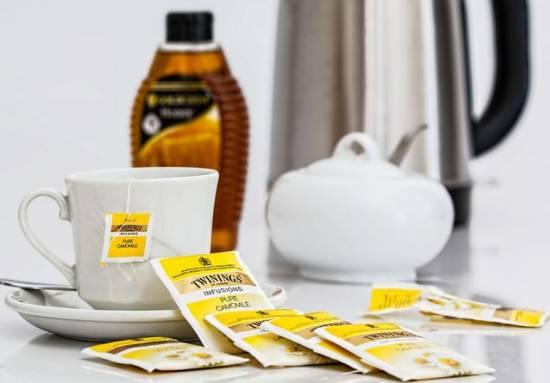 Chá de camomila Twinings