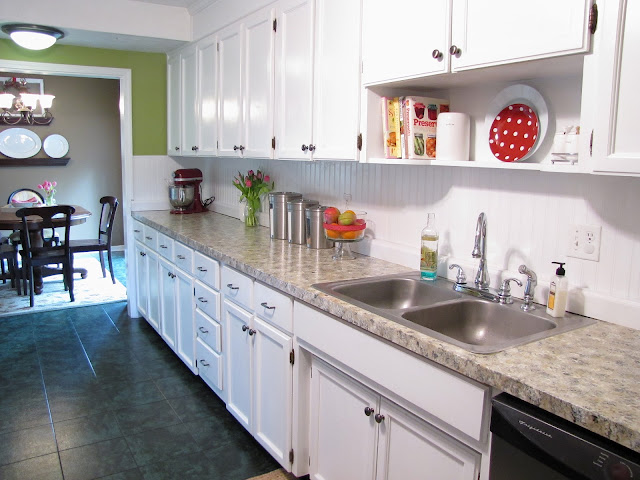 painted granite countertops