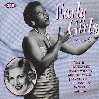Sue Thompson - Sad Movies (Make Me Cry) on Early Girls, Vol.4
