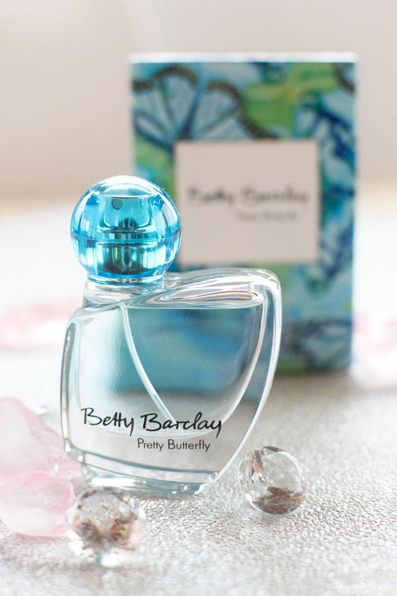 wie richt Betty Barclay Pretty Butterfly  / Eau de Toilette, Review