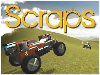 Scraps: Modular Vehicle Combat Portable