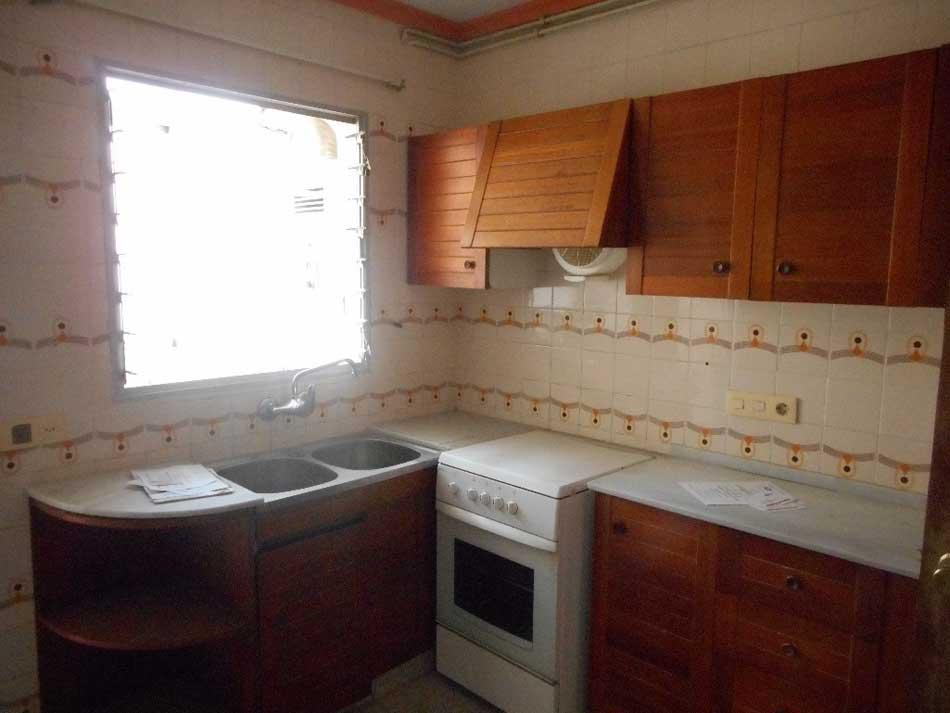 piso en venta castellon avenida de valencia cocina
