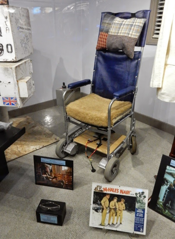 Theory of Everything film props