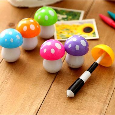 Mushroom Pen