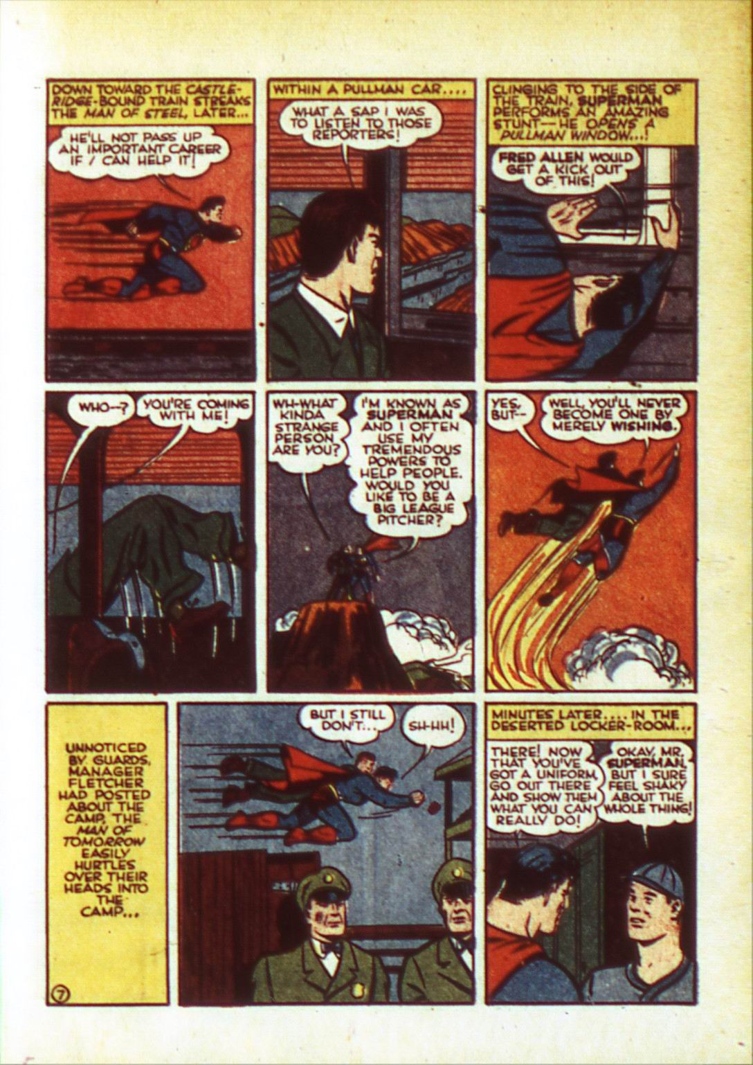 Read online Action Comics (1938) comic -  Issue #50 - 9