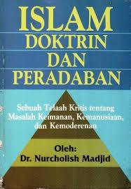 Buku Nurcholish Madjid Pdf