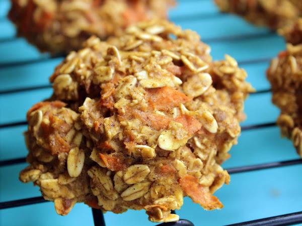 The bulk buy that keeps on giving (Carrot Cake Breakfast Cookies)