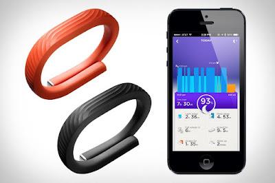 Smartband Jawbone Up24