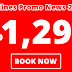 P1290 All In Fare SEAT SALE PROMO Fly from MANILA to  ILOILO, TAGBILARAN, MACAU, TAIPEI and many more destinations Book Now!