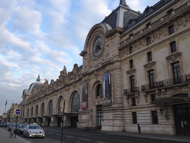 Gare d'Austerlitz en París