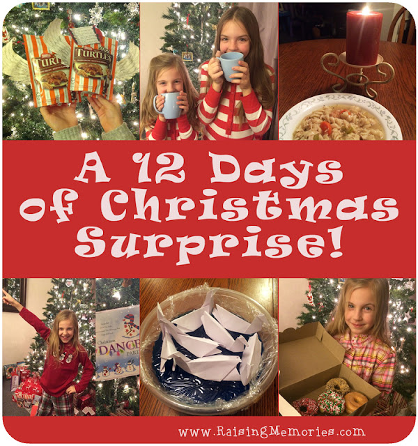 Creative Secret 12 Days of Christmas