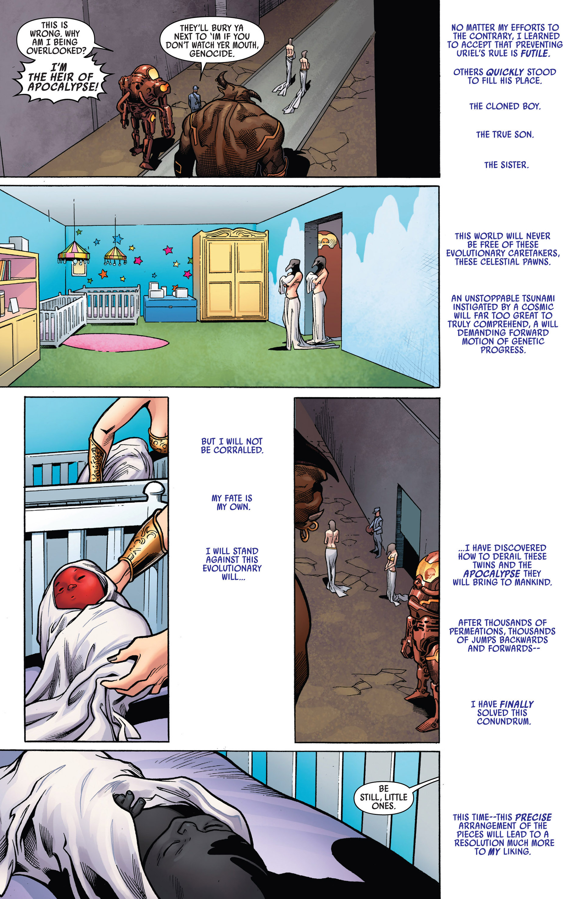 Read online Uncanny Avengers (2012) comic -  Issue #5 - 4