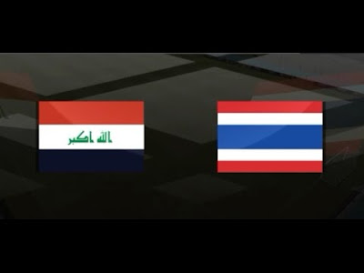 Live Streaming Iraq vs Thailand AFC U19 19.10.2018
