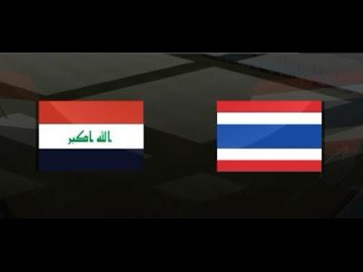 Live Streaming Iraq vs Thailand AFC U19 19.10.2018