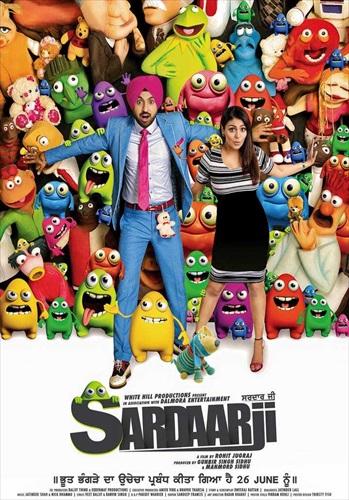 Sardaar Ji 2015 Dual Audio Hindi Dubbed 400mb Download