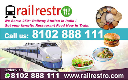 Order Food from Rail Restro