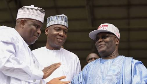 Atiku Raises Alarm: INEC Releasing PVC To APC Governors
