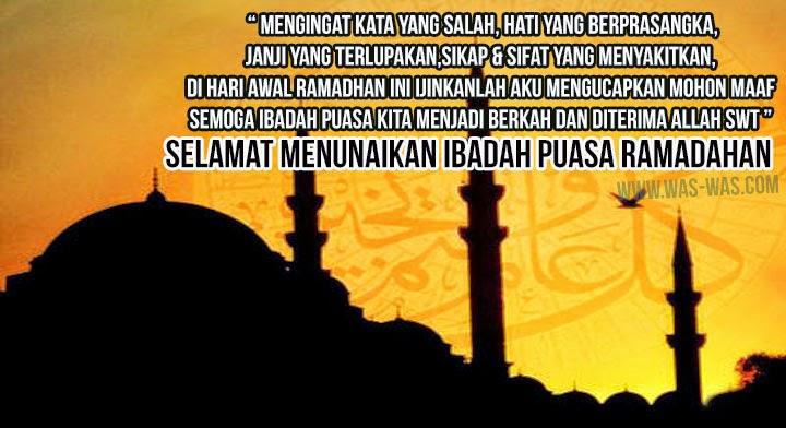 Image Result For Ucapan Maaf Menyambut Ramadhan