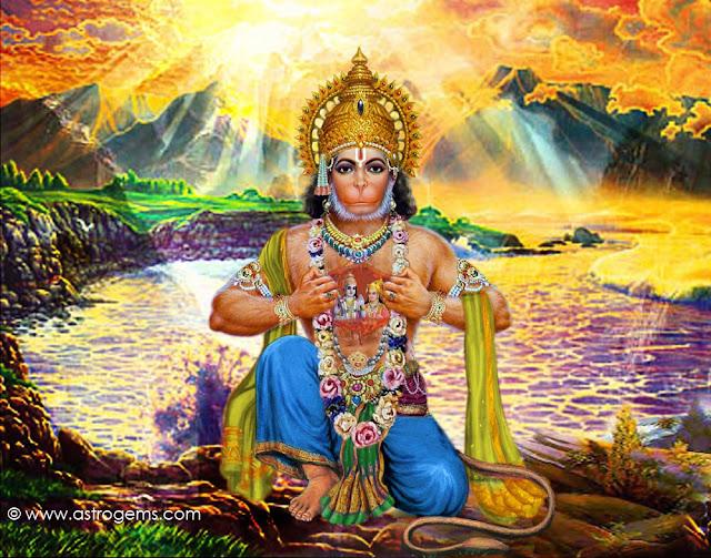 राम भक्त हनुमान भजन