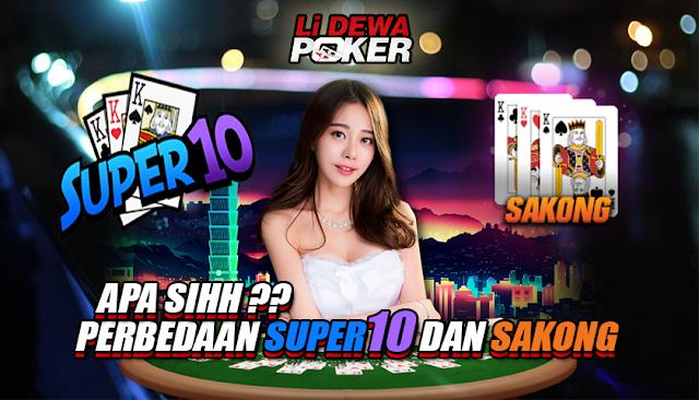 Apa sih perbedaan Super10 dan Sakong