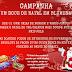 """Participe da campanha """"um doce de natal em Blumenau"""""""