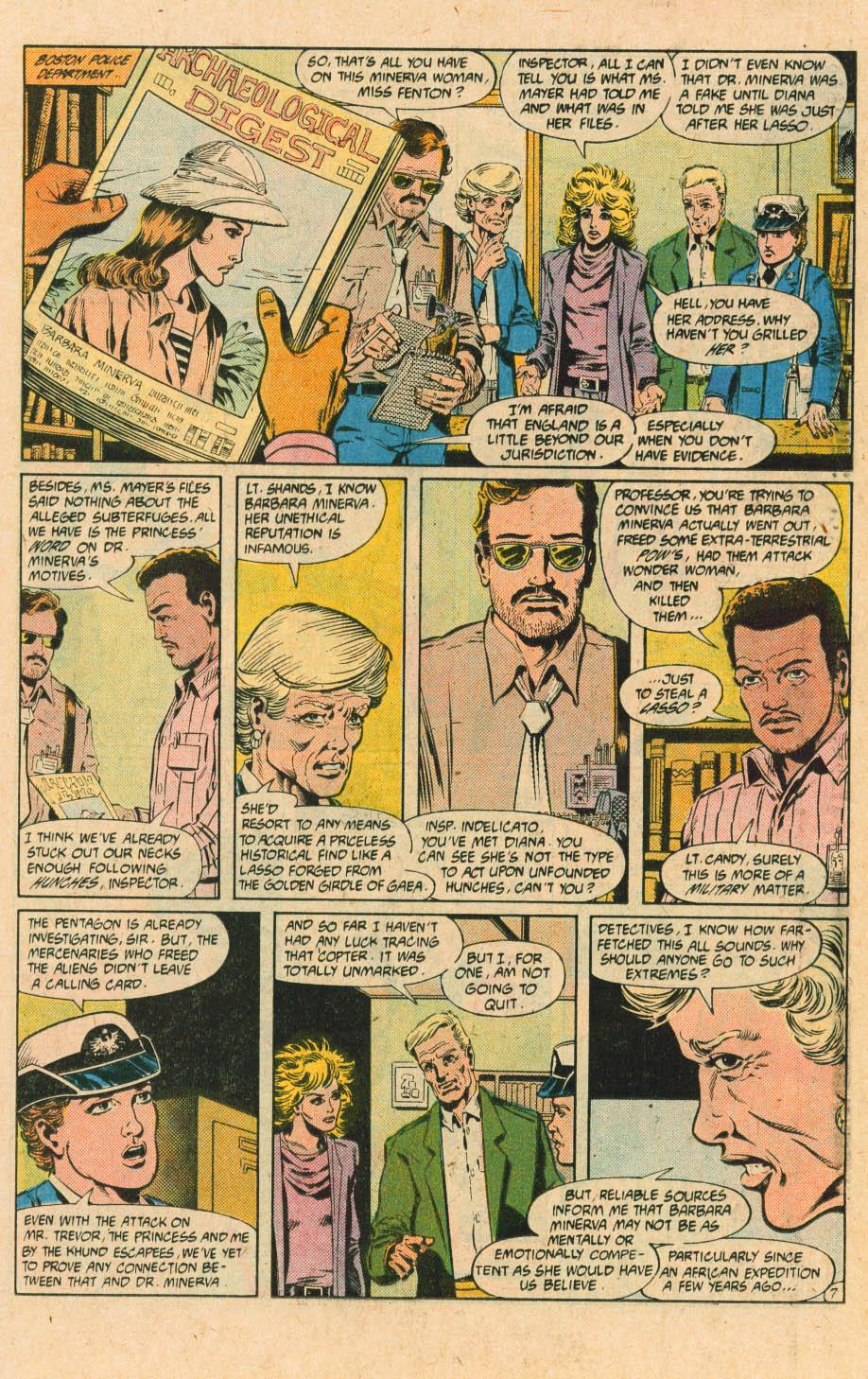 Read online Wonder Woman (1987) comic -  Issue #28 - 9