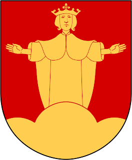 Monseigneur Goupil  Gamla_Uppsala_vapen