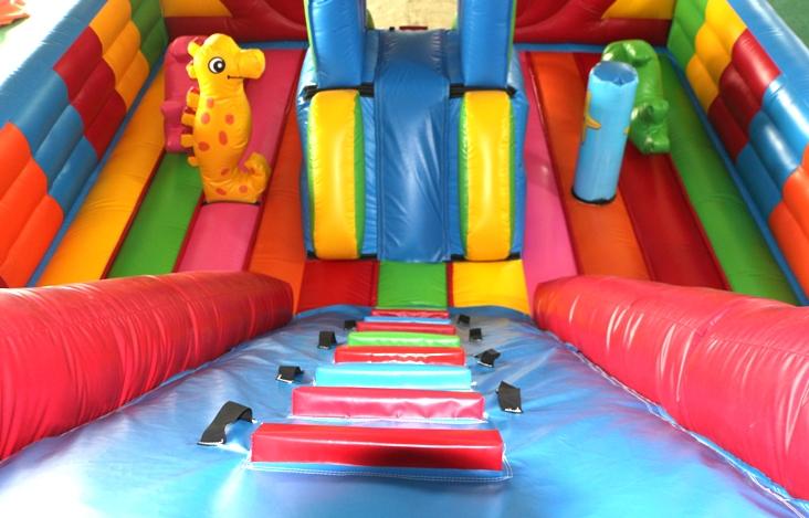 rumah balon | istana balon | balon loncat 8