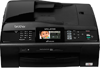 Brother MFC-J615W Driver-Brother himself is a Japanese company, so you do not have to worry about the technology in each product. Not only can be used to print documents alone, many of the brother printers below have multifunctional features. Ie can do printing or printing, scanning, to photocopy.