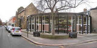 Jesmond Library - St Georges Terrace