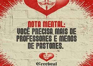 Sem papa na língua: Designer brasileiro cria cartazes polêmicos criticando a igreja evangélica