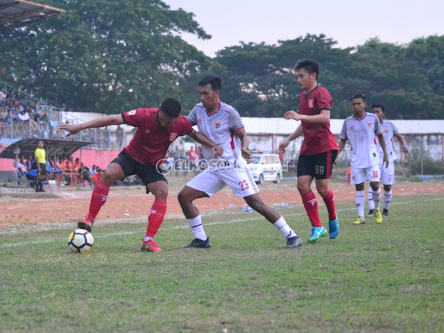 PS Mojokerto Putra Bungkam Blitar United Dua Gol Tanpa Balas