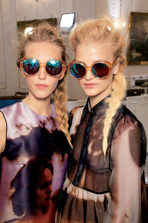 side-braids