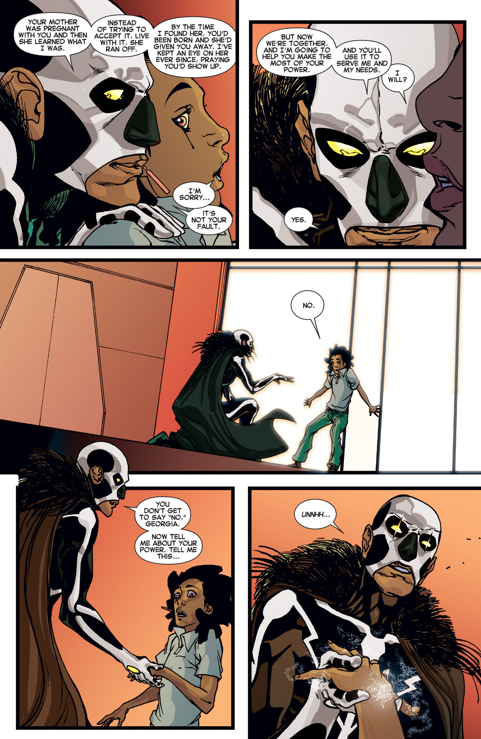 Read online All-New X-Factor comic -  Issue #10 - 8