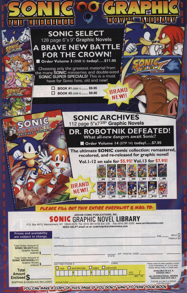 Read online Sonic The Hedgehog comic -  Issue #223 - 19