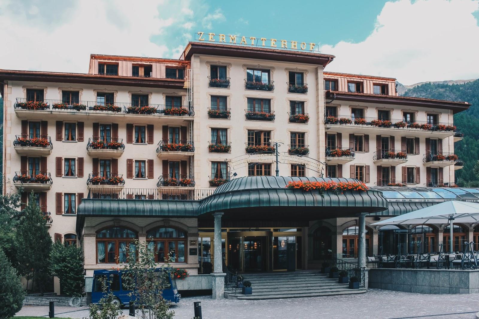 HOTEL - Grand Hotel Zermatterhof | Fashion Whisper | Bloglovin\'