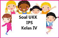 Soal UKK IPS Kelas 4 + kunci jawaban