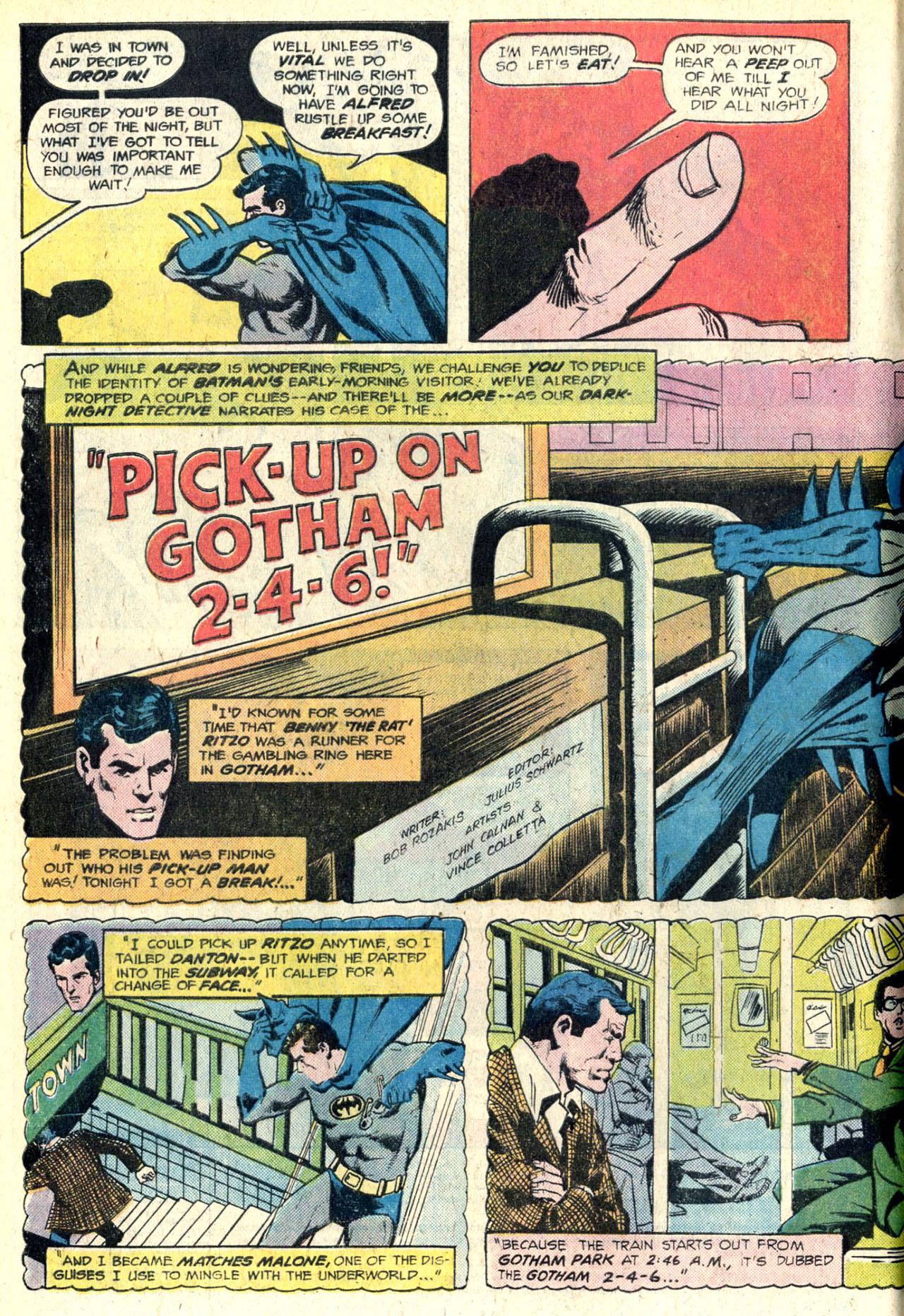 Detective Comics (1937) 467 Page 4
