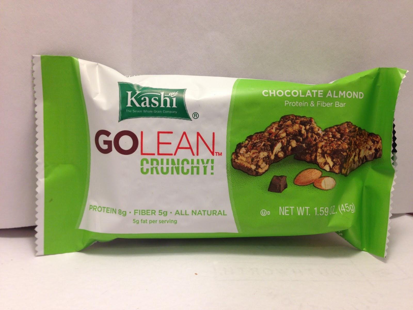Crazy Food Dude: Review: Kashi GOLEAN Crunchy! Chocolate