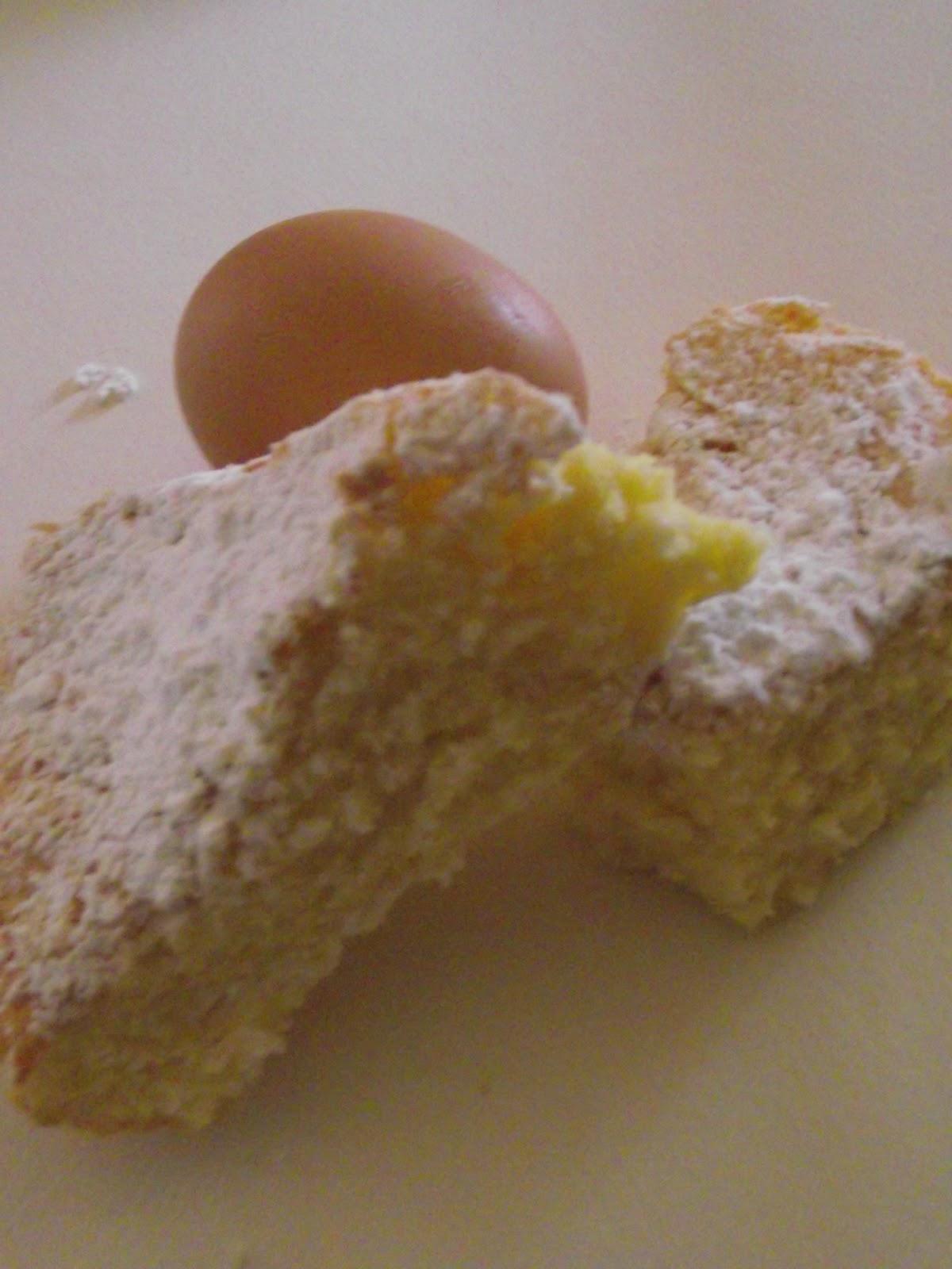 Ricetta torta savoia montersino
