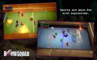 Screenshot BombSquad (Pro Edition)