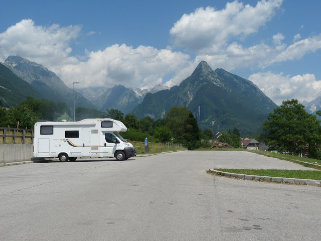 Area de Bovec Eslovenia www.caravaneros.com