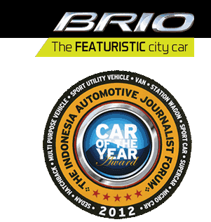 BRIO THE FEATURISTIC CITY CAR