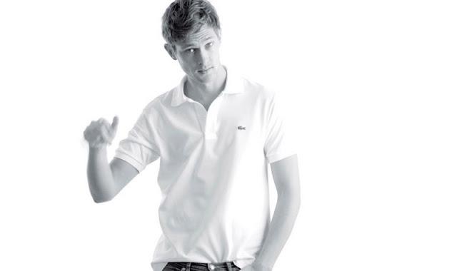 Elegant Lacoste t shirt