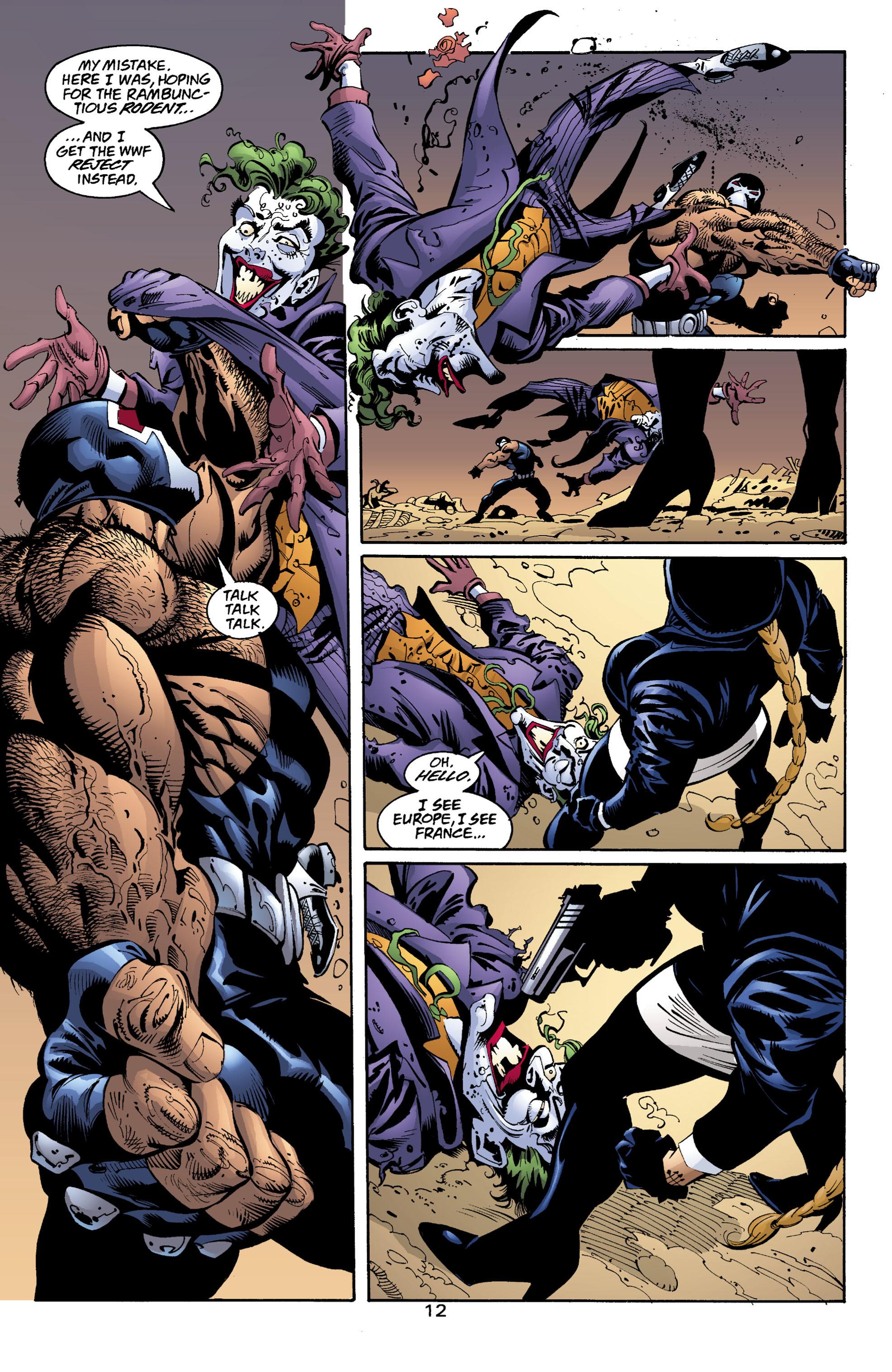 Detective Comics (1937) 740 Page 12