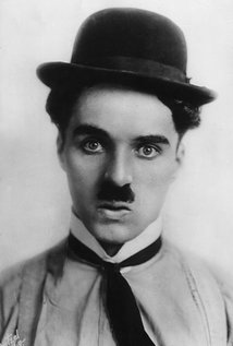 Charles Chaplin. Director of Charlie Chaplin: The Kid