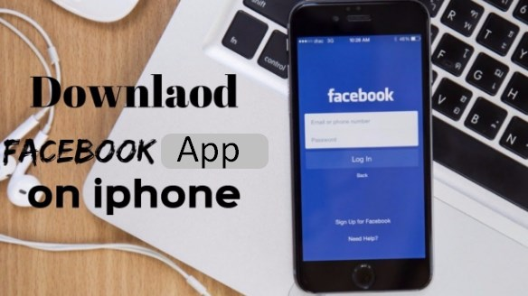 download facebook for mobile iphone