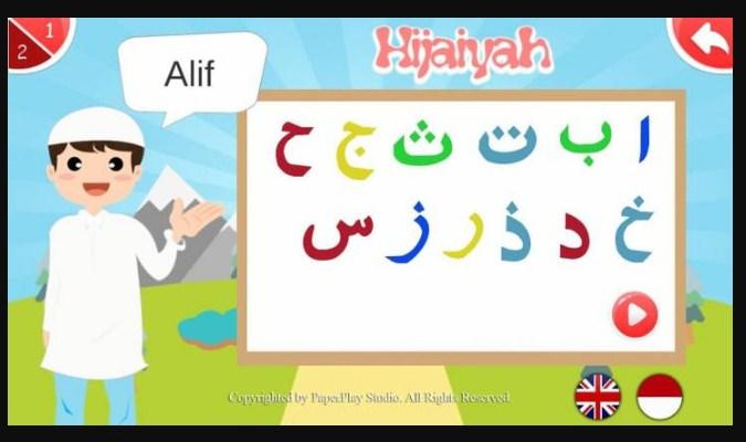Aplikasi Belajar Baca Al-Qur'an - Belajar Al-Qur'an