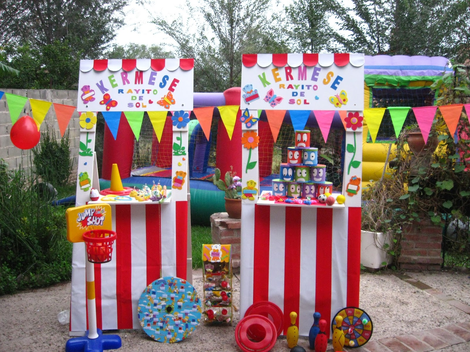 Juegos De Kermesse Para Jardin Inspiracion Para El Sokolvineyard Com